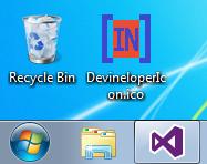 Final Devineloper Icon Sample